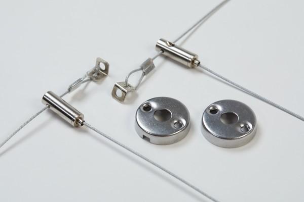 Panel Seilabhänger (2-er Set) / einstellbar
