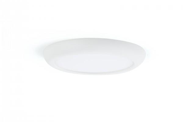LED Ein- und Aufbaupanel rund